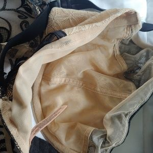 Cacique Intimates & Sleepwear - Lot of 3 Cacique Bras 42DD LACE UNDERWIRE